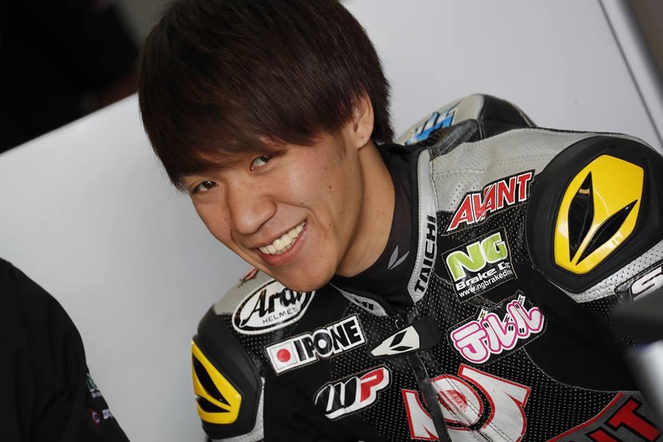 長島選手、MotoGP日本ラウンド初日は確かな手応え