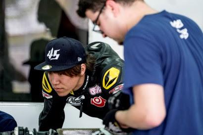 世界グランプリ2017に向けたバレンシア公開テストは順調な滑り出し