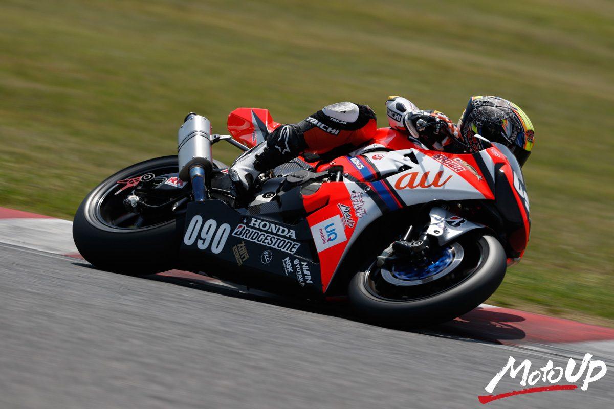 全日本ロードレース選手権シリーズ 第2戦鈴鹿2&4レース 決勝 4/22(日)REPORT