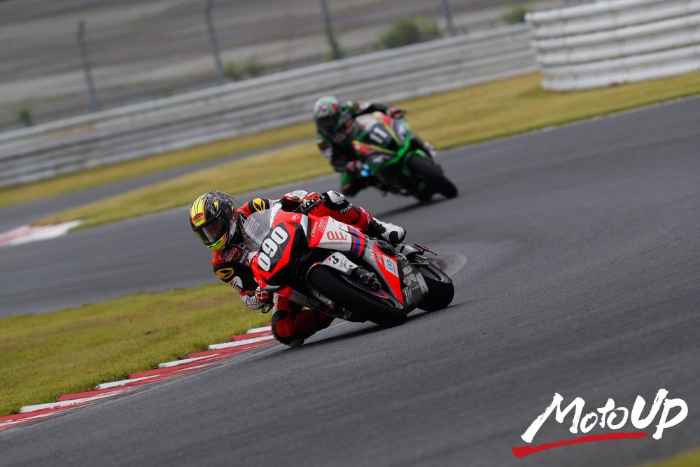 全日本ロードレース選手権シリーズ 第3戦 AUTOPOLIS SUPER 2&4 RACE 決勝 5/13(日)REPORT