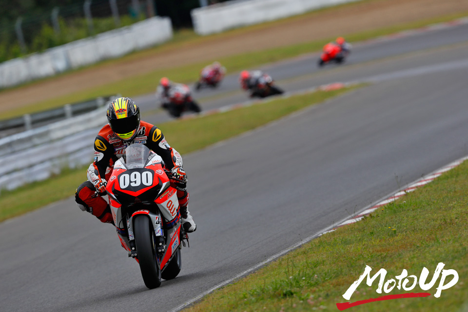 全日本ロードレース選手権シリーズ 第4戦 スーパーバイクレース in SUGO 6月17日(日)決勝 REPORT