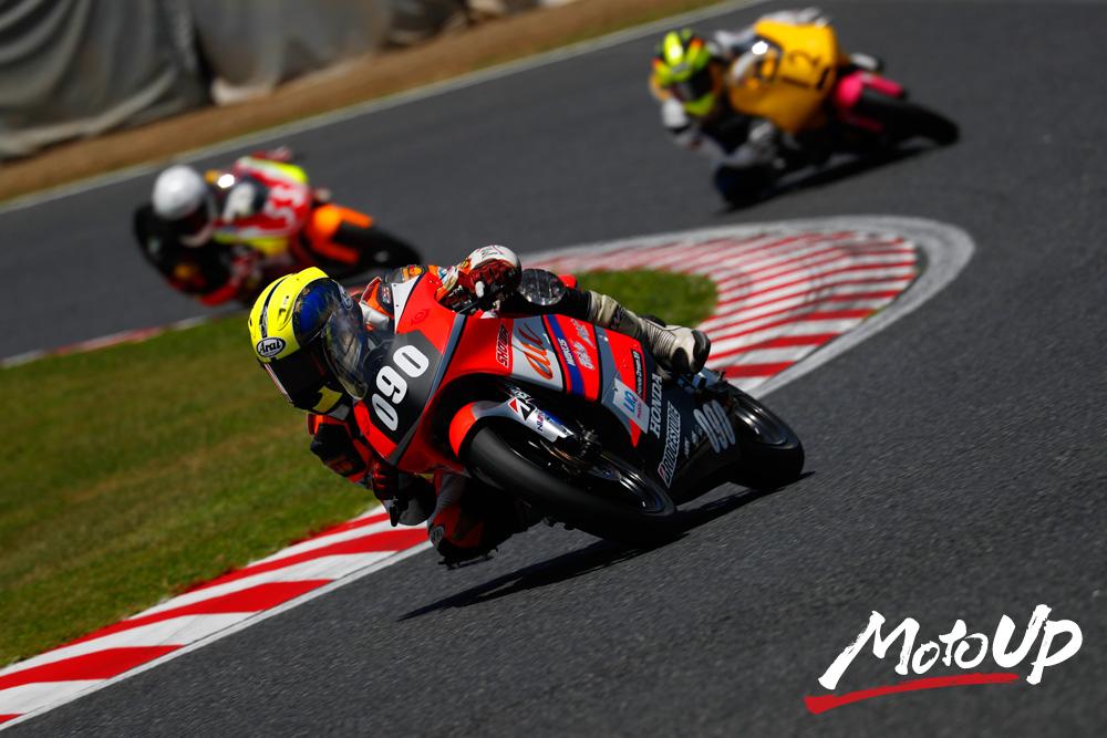 2018 MFJ全日本ロードレース選手権シリーズ第5戦  in 筑波 7月1日(日)レース2 REPORT