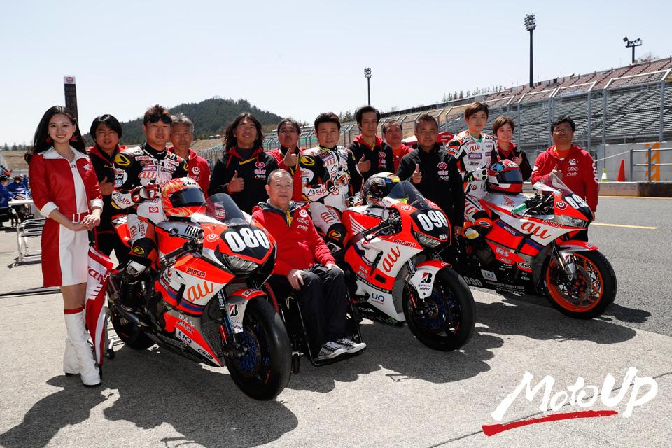 全日本ロードレース選手権が開幕します!
