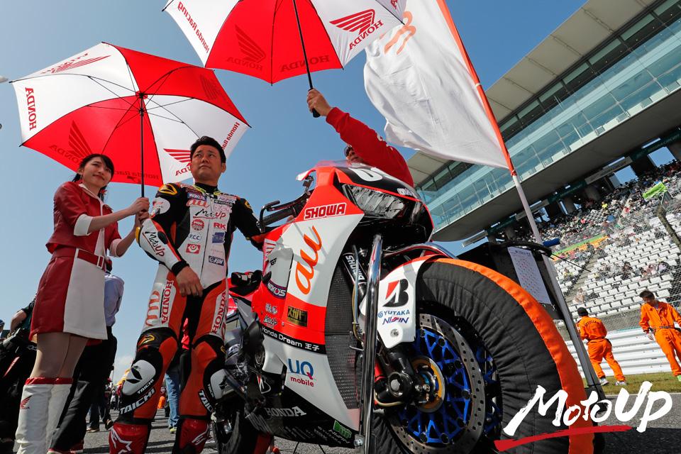全日本ロードレース選手権シリーズ 第2戦鈴鹿2&4レース 予選・決勝 4/20(土) REPORT