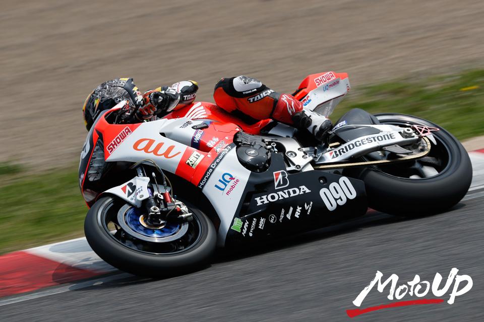 全日本ロードレース選手権シリーズ 第2戦鈴鹿2&4レース 決勝 4/21(日) REPORT
