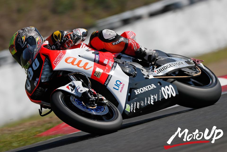 全日本ロードレース選手権シリーズ 第3戦SUGO 予選・決勝 5/25(土) REPORT