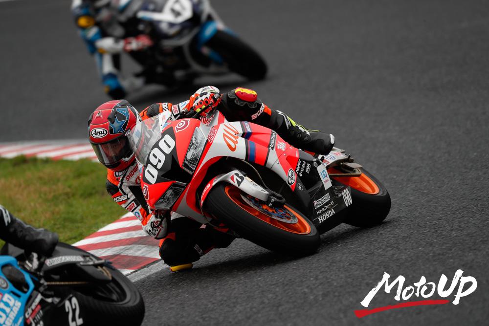 全日本ロードレース選手権シリーズ 第4戦筑波 予選・決勝 6/22(土) REPORT