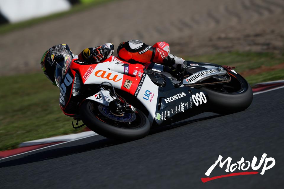 全日本ロードレース選手権シリーズ 第7戦AUTOPOLIS 予選・レース1 10/5(土) REPORT