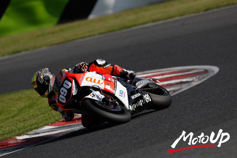 全日本ロードレース選手権シリーズ 第7戦AUTOPOLIS 決勝10/6(日) REPORT