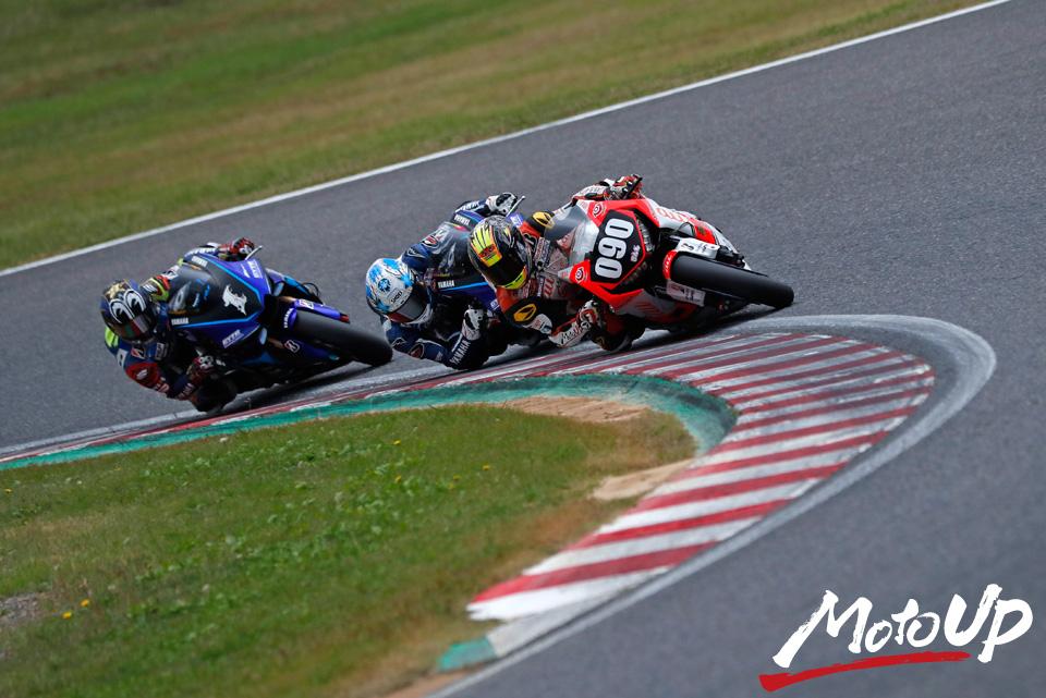 全日本ロードレース選手権シリーズ 最終戦 MFJ-GP 鈴鹿 予選 11/3(日) REPORT